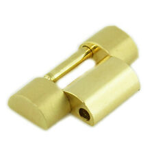 Mens 18K Yellow Gold Presidential Day Date 2 Rolex Watch Band Link 218238 17mm