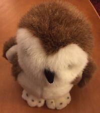 Emily Toys Soft Owl Plush 10""