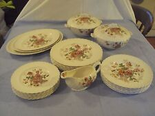 Royal Stafford Porcelain & China Dinner Services