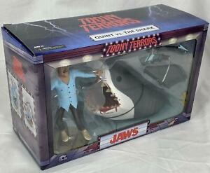 JAWS TOONY Terrors JAWS & Quint 6 inch Action Figure 2 Pack Neca