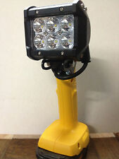 Dw908 Dewalt 18 volt  Super Flashlight