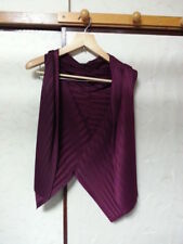 Wine Red Tops 2014AW PLEATS PLEASE Issey Miyake VG