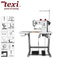 TEXI machine à coudre industrielle - Bras Libre - Triple Entrainement - Neuf