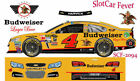 CD-2094 #4 Kevin Harvick Budweiser Throwback 2015 Chevy DECALS