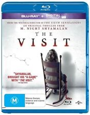 The Visit (UV) NEW B Region Blu Ray