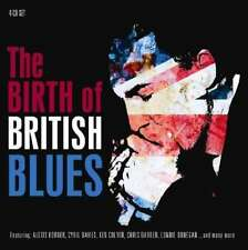 Birth Of British Blues The - Various NEW CD