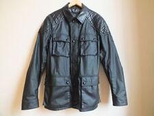 Belstaff Zip Cotton Coats & Jackets for Men Waxed