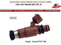 *Cleaned /& Flow Tested* 99-00 Mazda Protege Fuel Injectors INP-780 INP-781SET 4