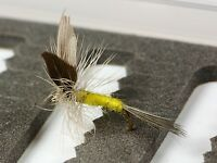 PALE WATERY DUN Dry Trout Fishing Flies various options by Dragonflies