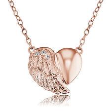 Engelsrufer Halskette Ern-lilheartwing-r Herz Zirkonia