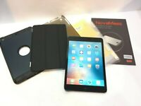 "Apple iPad mini 1 1st Gen 7,9"" 16GB Wi-Fi Space Gray Gris Espacial A1432"