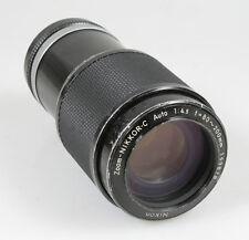 80 - 200MM F 4.5 NIKON NIKKOR C LENS