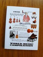 World Music Compilation by Teo Vincent Iv Givnology Wellness Arts Soul Salsa