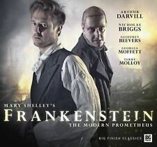 NEW Frankenstein (Big Finish Classics) by Mary Shelley