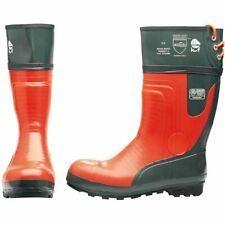 Draper Chainsaw Boots (Size 10/44) (12066)