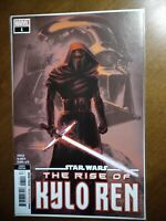 Star Wars: The Rise of Kylo Ren #1(4th Print) Clayton Crain. Charles Soule