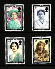 2002, Queen Mother, Fine Used Set of Stamps, SG 2280-3