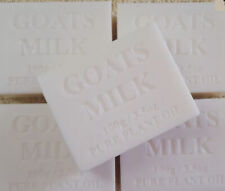 3 x AUSTRALIAN MADE Goats Milk SOAP ECZEMA, DERMATITIS, ITCHY & SENSITIVE SKIN