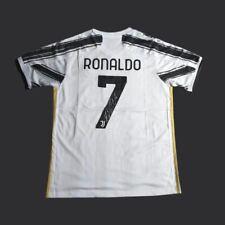 More details for cristiano ronaldo juventus signed shirt 20/21