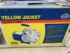 Yellow Jacket 93560 SuperEvac 6 Cfm Vacuum Pump