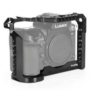 SmallRig CCP2345 Lumix DC-S1 S1R Cage for Panasonic Lumix DC-S1 S1R Camera Mount