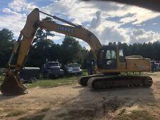 2004 John Deere Excavator 230CLC Trackhoe 4800 Hrs