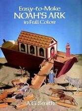 Easy-to-Make Noah's Ark in Full Color Models & Toys