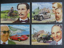 ST VINCENT MNH missing gold error 1044-47 complete set! Check the pictures!