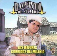 EL CONSENTIDO DE SINALOA - LOS MEJORES CORRIDOS DEL MILENIO * NEW CD