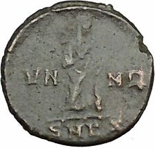 CONSTANTINE I the GREAT Cult  Ancient Roman Coin Christian Deification  i40468