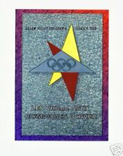 1996 CENTENNIAL OLYMPIC GAMES ~ DUFEX ~ POSTER CARD #12