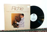 Richie Kamuca Quartet – Richie, LP 1977 - Cool JAZZ - NM Vinyl