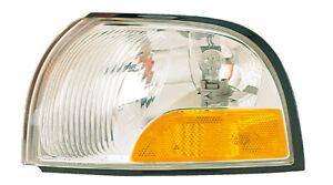 Signal Side Marker Light for 99-02 Mercury Villager/99-00 Nissan Quest Left