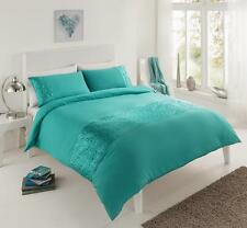 Duvet Cover with Pillow Case PURE BED SET Quilt Cover Bedding Set lot bedroom