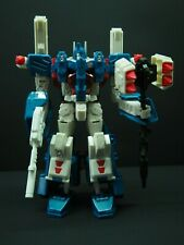 Transformers Combiner Wars Ultra Magnus with custom weapons