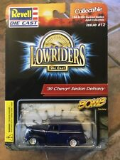Vintage Revell Lowriders Diecast '39 Chevy Sedan Delivery, Collectible