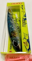 "Minnow-Sinking-4.5""(11.5cm)-2 oz(60.5g)Salt/Fresh Water.Hard Lure.By NOEBY .USA"
