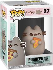Cuscino-pusheen with pizza 27-funko pop! - Vinyl personaje