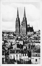 BR50818 Clermont Ferrand la cathedrale vue de l eglise saint piere     France