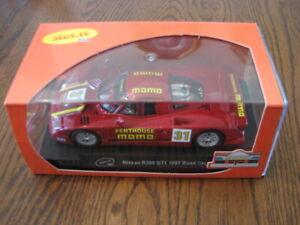 1/32 Slot-IT Nissan R390 custom Penthouse Momo livery in original Road Car box