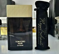 TOM FORD NOIR EXTREME 10ml EDP Sample Twist&Spray Travel Bottle
