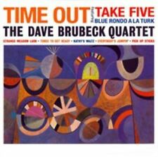 Time out 0889397557058 by The Dave Brubeck Quartet Vinyl Album