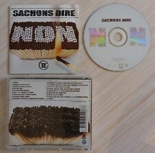 RARE CD ALBUM SACHONS DIRE NON VOLUME 2 18 TITRES RAP FRANCAIS