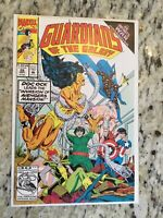 1992 Guardians of the Galaxy #28 NM+ 9.6 Or Better L@@K Infinity War Crossover!