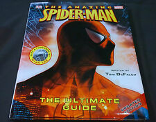 2007 Marvel The Amazing Spider Man The Ultimate Guide updated Edition DK HC