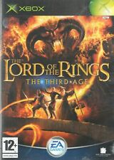 The Lord of the Rings: The Third Age Microsoft Xbox 12+ Action Role Playing Game