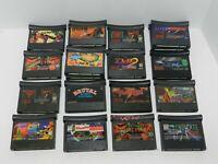 Atari Jaguar Games Fun You Pick & Choose Game Good Titles Tested Authentic USA