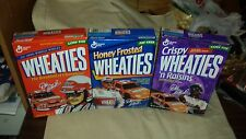 Dale Earnhardt wheaties cereal boxes
