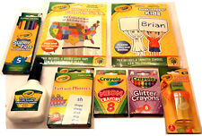 Crayola Creative Classroom color the Usa, 8 items Pacakge