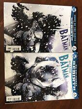 All Star Batman 6 Jock A&B Covers